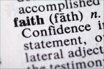 faith dictionary
